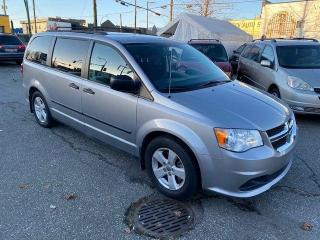 Used 2014 Dodge Grand Caravan SE for sale in Vancouver, BC