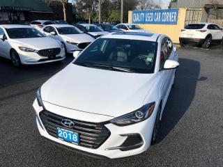 Used 2018 Hyundai Elantra Sedan Sport Tech - DCT for sale in Burnaby, BC
