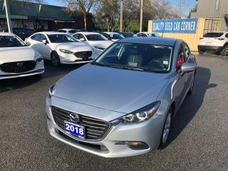 Used 2018 Mazda MAZDA3 Sport GS at for sale in Burnaby, BC