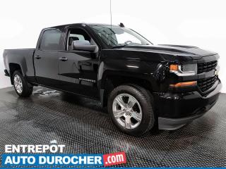 Used 2018 Chevrolet Silverado 1500 4X4 AUTOMATIQUE - GROUPE ÉLECTRIQUE for sale in Laval, QC