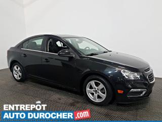 Used 2016 Chevrolet Cruze Limited LT Automatique - Toit Ouvrant - A/C - Cuir for sale in Laval, QC