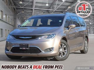 Used 2017 Chrysler Pacifica Touring-L Plus for sale in Mississauga, ON