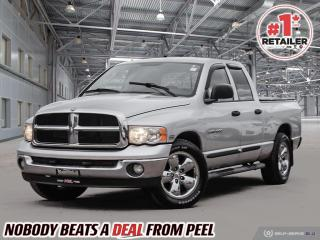 Used 2004 Dodge Ram 1500 ST for sale in Mississauga, ON