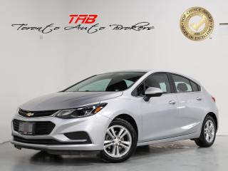 Used 2017 Chevrolet Cruze LT TURBO I CAMERA I HEATED SEATS I 1-OWNER for sale in Vaughan, ON