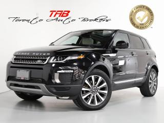 Used 2017 Land Rover Evoque HB HSE I PANO I NAVI I MERIDIAN I CAM for sale in Vaughan, ON