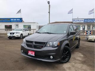Used 2019 Dodge Grand Caravan GT for sale in Whitby, ON