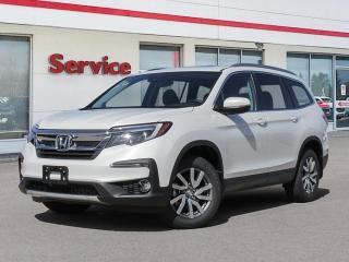 New 2021 Honda Pilot EX-L NAVI for sale in Brandon, MB