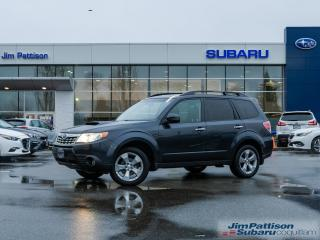Used 2012 Subaru Forester 2.5XT Limited for sale in Port Coquitlam, BC