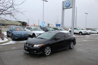 Used 2012 Honda Civic COUPE 2.4L Si for sale in Whitby, ON