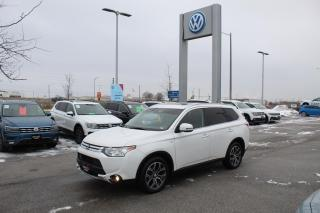 Used 2015 Mitsubishi Outlander 3.0L GT for sale in Whitby, ON
