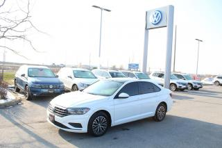 Used 2019 Volkswagen Jetta 1.4T Highline Manual for sale in Whitby, ON