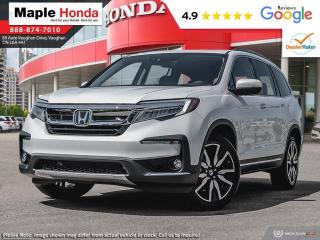 New 2021 Honda Pilot TOURING 7P for sale in Vaughan, ON