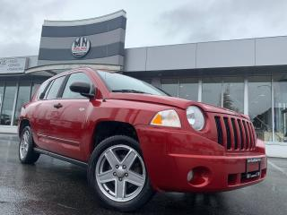 Used 2008 Jeep Compass North Edition 4WD 2.4L 5SPD MANUAL 160KM for sale in Langley, BC