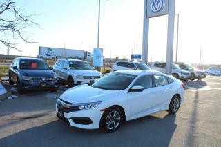 Used 2018 Honda Civic Sedan 2.0L LX CVT for sale in Whitby, ON