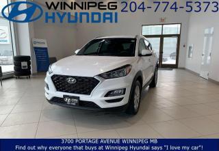 Used 2020 Hyundai Tucson PREFERRED - Heated front & rear seats, Heated steering wheel for sale in Winnipeg, MB