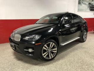 Used 2009 BMW X6 50i xDRIVE 400 HP CLEAN CARFAX 1 OWNER for sale in North York, ON
