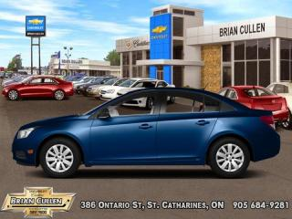 Used 2013 Chevrolet Cruze LT Turbo for sale in St Catharines, ON