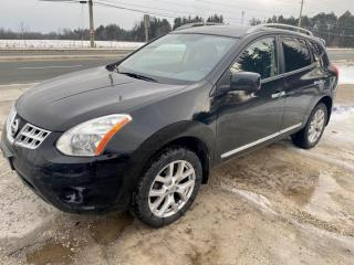 Used 2012 Nissan Rogue SV Model, AWD, sunroof, low mileage for sale in Halton Hills, ON