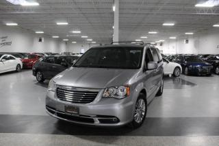 2015 Chrysler Town & Country TOURING I LEATHER I REAR CAM I HEATED SEATS I POWER OPTIONS