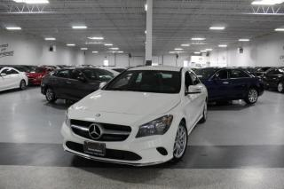Used 2017 Mercedes-Benz CLA-Class CLA250 4MATIC NO ACCIDENTS I NAVIGATION I REAR CAM I H.SEATS for sale in Mississauga, ON