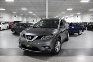 Used 2016 Nissan Rogue SV NO ACCIDENTS I PANOROOF I REAR CAM I HEATED SEATS I BT for sale in Mississauga, ON