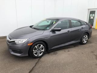 Used 2017 Honda Civic SEDAN LX for sale in Port Hawkesbury, NS