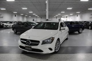 Used 2017 Mercedes-Benz CLA-Class CLA250 4MATIC NO ACCIDENTS I NAVIGATION I HEATED SEATS I BT for sale in Mississauga, ON