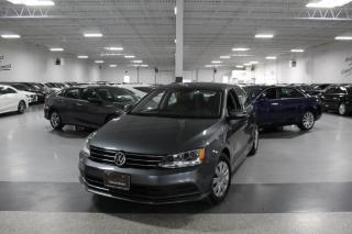 Used 2016 Volkswagen Jetta TSI NO ACCIDENTS I REAR CAM I CARPLAY I HEATED SEATS I BT for sale in Mississauga, ON