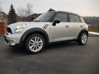 Used 2012 MINI Cooper Countryman AWD 4dr S ALL4 for sale in Stoney Creek, ON