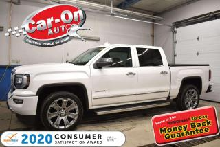Used 2017 GMC Sierra 1500 DENALI ULTIMATE 6.2L | SUNROOF | TRI-MODE STEPS for sale in Ottawa, ON
