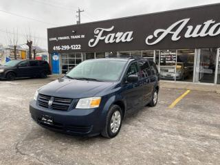 Used 2009 Dodge Grand Caravan SE, Stow & Go for sale in Scarborough, ON