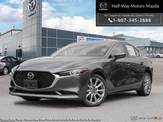New 2021 Mazda MAZDA3 GT for sale in Thunder Bay, ON