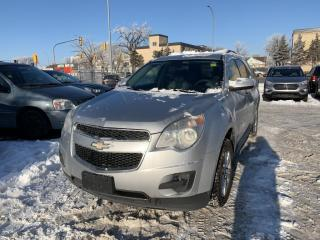 Used 2010 Chevrolet Equinox AWD 4DR LT for sale in Winnipeg, MB