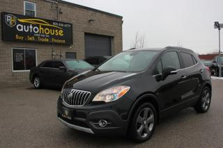Used 2014 Buick Encore AWD /WINTER TIRES ON WHEELS for sale in Newmarket, ON