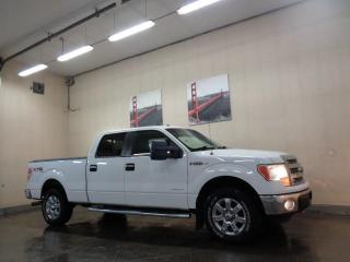 Used 2013 Ford F-150 4WD SUPERCREW for sale in Edmonton, AB