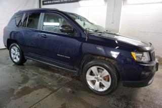 Used 2013 Jeep Compass 4WD NORTH CERTIFIED 2YR WARRANTY CRUISE ALLOYS AUX *SERVICE RECORDS* HITCH for sale in Milton, ON