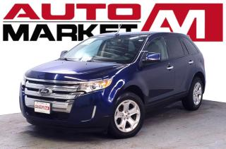 Used 2011 Ford Edge SEL Certified! Leather Interior! We Approve All Credit! for sale in Guelph, ON