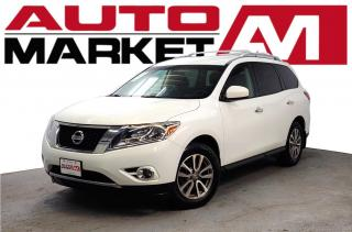 Used 2014 Nissan Pathfinder Certified! Heated Seats! We Approve All Credit! for sale in Guelph, ON
