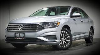 Used 2019 Volkswagen Jetta TEXT.US.647.678.7778  PANOROOF LEATHER  CLEANCARFAX  for sale in Mississauga, ON