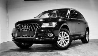 Used 2017 Audi Q5 2.0T Premium Plus|TEXTUS|647.678.7778|NAVI|PANOROOF|BCAMERA for sale in Mississauga, ON