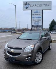 Used 2012 Chevrolet Equinox 2LT | V6 | AWD | BACKUP CAM | REMOTE START | HEATED SEATS | for sale in Barrie, ON