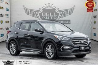 Used 2017 Hyundai Santa Fe Sport Limited, AWD, NAVI, REAR CAM, B.SPOT for sale in Toronto, ON