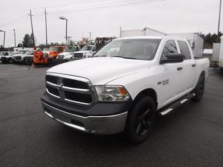 Used 2014 RAM 1500 Tradesman Crew Cab SWB 4WD for sale in Burnaby, BC
