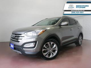 Used 2014 Hyundai Santa Fe Sport LOW KM | 1 OWNER | NEW FRONT BRAKES  - $125 B/W for sale in Brantford, ON