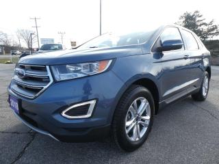 Used 2018 Ford Edge SEL | Navigation | Heated Seats | Remote Start for sale in Essex, ON