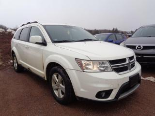 Used 2012 Dodge Journey SXT (WHOLESALE) for sale in Charlottetown, PE