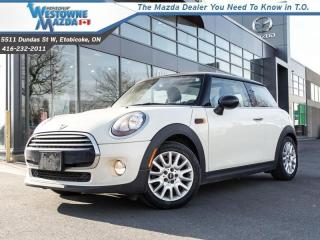 Used 2016 MINI Cooper Hardtop Base  -  Bluetooth for sale in Toronto, ON