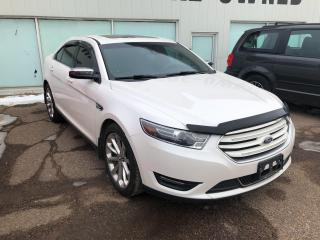 Used 2017 Ford Taurus LIMITED for sale in Pembroke, ON