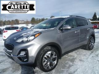 Used 2020 Kia Sportage Ex toit ouvrant for sale in East broughton, QC