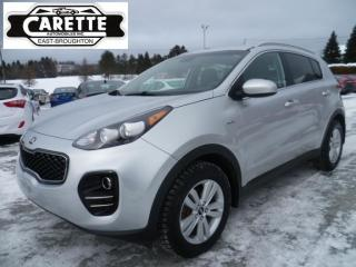 Used 2017 Kia Sportage AWD for sale in East broughton, QC